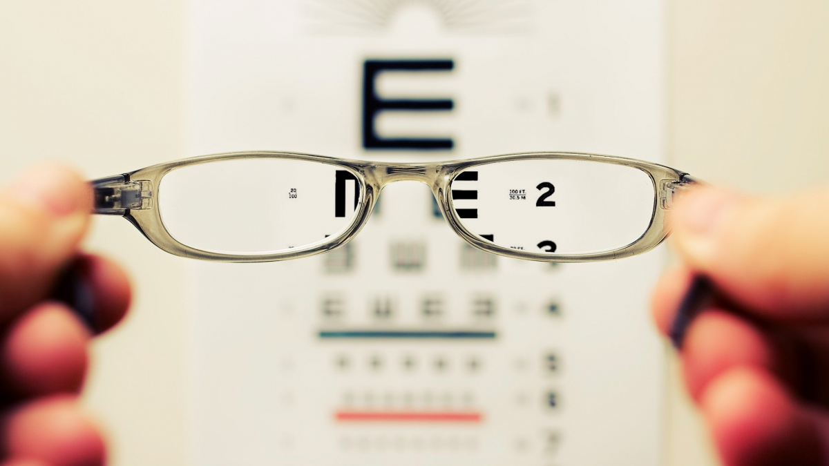 Can you eat to improve your eyesight?